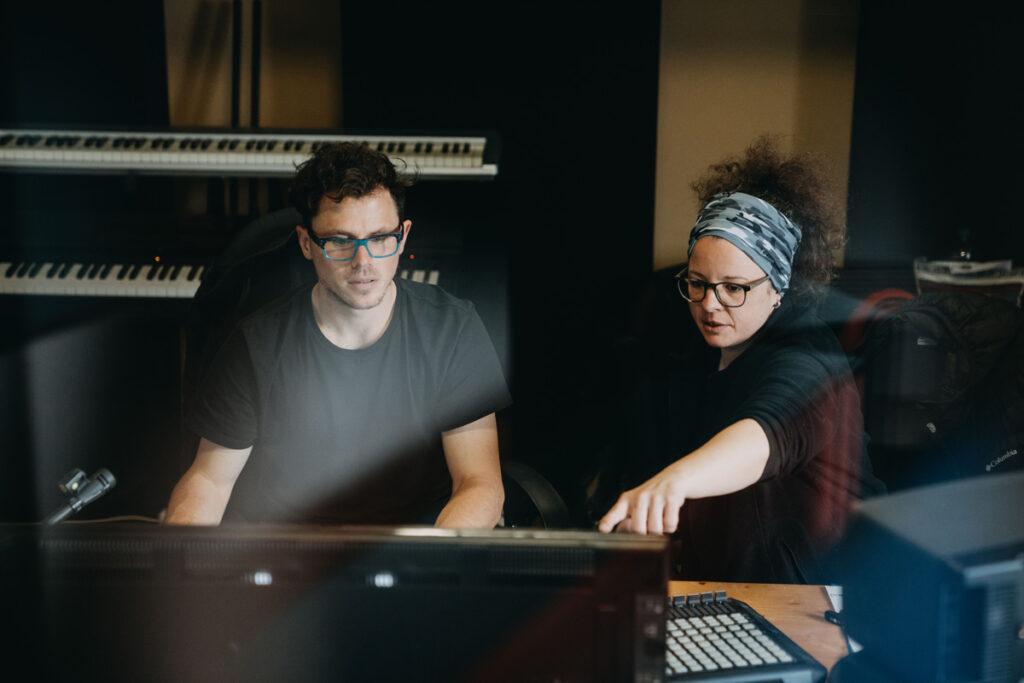 Carmen Fenk |Studio & Produzentin